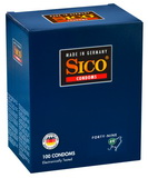 SICO 49 mm kondomy (100 ks)