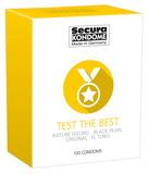 Kondomy Secura Test the Best (100 ks)