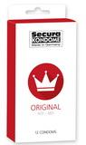 Kondomy Secura Original Red (12 ks)