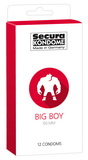 Kondomy Secura Big Boy 60 mm (12 ks)