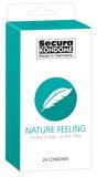 Kondomy Secura Nature Feeling (24 ks)