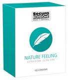 Kondomy Secura Nature Feeling (100 ks)