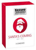 Kondomy Secura Santa's Coming (3 ks)