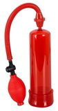 Vakuová pumpa Bang Bang - červená