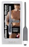 Silikónový vibrátor - dilátor