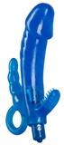 Vibrátor blue-3-point