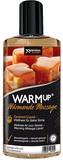 WARMup masážní olej karamel (150 ml)