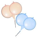 Balonky prsa