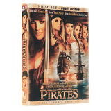 DVD - Piráti