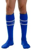 Sportovní ponožky Mister B modré