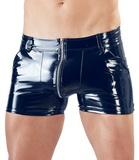 Lesklé vinylové boxerky