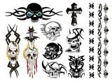 Tattoo souprava - Punk Bitch