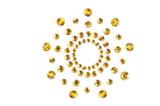 Bijoux Indiscrets - Mi Mi Gold Nipple Covers