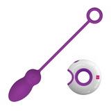 LoversPremium - vibrační vajíčko O-Remote Control Egg Leya Purple