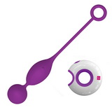 LoversPremium - vibrační vajíčko O-Remote Control Egg Julia Purple
