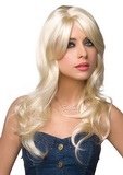 Paruka Pleasure Wigs Jessie platinum blonde