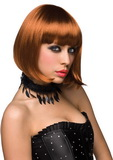 Paruka Pleasure Wigs Cici red