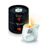 Plaisirs Secrets - Massage Candle Strawberry 80 ml