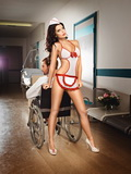 Souprava Baci Candy Nurse