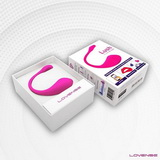 Smart vibrační vajíčko Lovense Lush 2