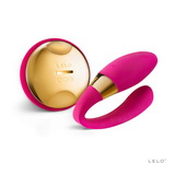 Lelo Tiani 3 24K Gold Hot Cerise