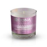 Parfemovaná masážní svíčka Tropical Tease (135 g)
