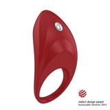 Ovo - B7 erekční kroužek červený