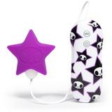 Tokidoki - Silikonový vibrátor Purple Star