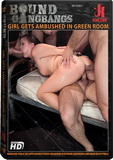 DVD - Girl Gets Ambushed in Green Room