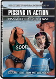 DVD - Pissing In Action - Natural Born Pissers 89