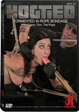 DVD - Tormented in Rope Bondage
