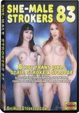 DVD - She-Male Strokers 83