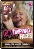 DVD - Cum Dripping Granny Faces