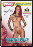DVD - Fuck and Dance vol. 107 - Tattoo Love