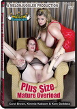 DVD - Plus Size Mature Overload