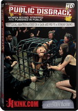 DVD - Hot Local Amateur Locked in a Cage and Fed to a Hungry Crowd