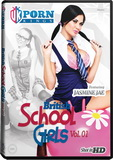 DVD - British School Girls Vol. 1