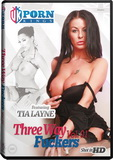 DVD - Three Way Fuckers Vol. 01