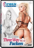 DVD - Three Way Fuckers Vol. 02