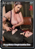 DVD - Missy Minks: Tough Lesbian Slut