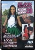 DVD - Black Cheerleader Gang Bang 20
