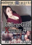 DVD - College Girls Xtreme 4