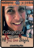 DVD - CollegeGirls Extreme 5
