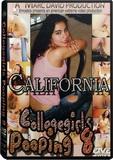 DVD - California Collegegirls Pooping 8