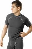 Pánské tričko gWinner Classic V šedé