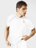 Pánské tričko gWinner Classic V bílé