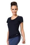 Fitness tričko gWinner Dominika II černé
