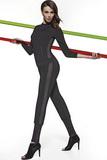 Fitness legíny BasBleu Athena černé