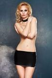 Dámská sukně 7-Heaven Castin černá