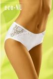 Dámské kalhotky Wolbar Eco-NU bílé